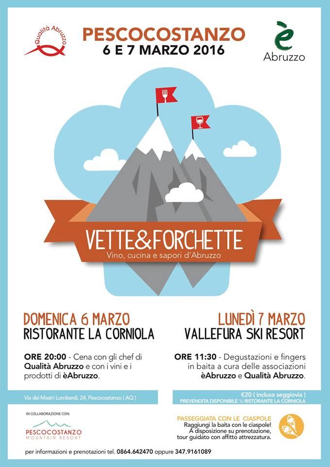 Vette&Forchette_Locandina ufficiale