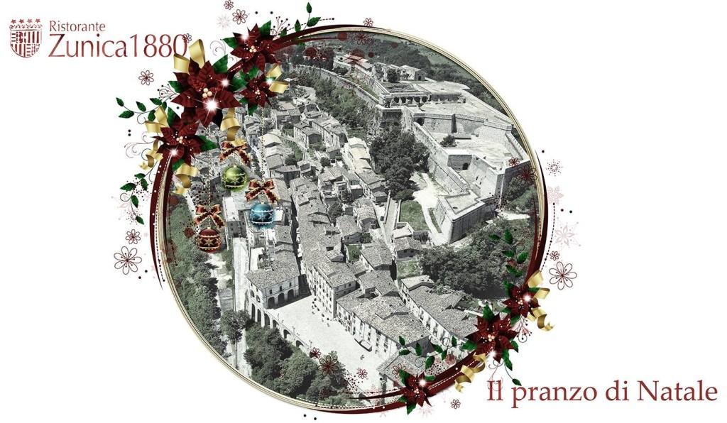 Pranzo di Natale – Ristorante Zunica 1880