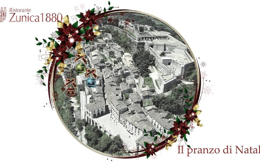 Pranzo di Natale al Ristorante Zunica 1880